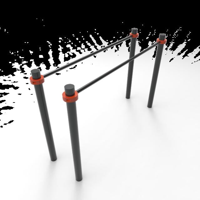 Тренажер-006(брусья)