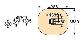 Качалка на пружине -006 (КП-006)