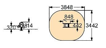 Качалка на пружине -009 (КП-009)