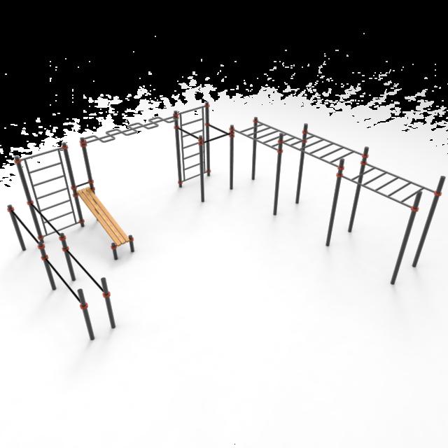 Тренажер-015(комплекс)