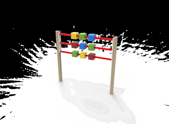 Игровая панель-002(кубики)