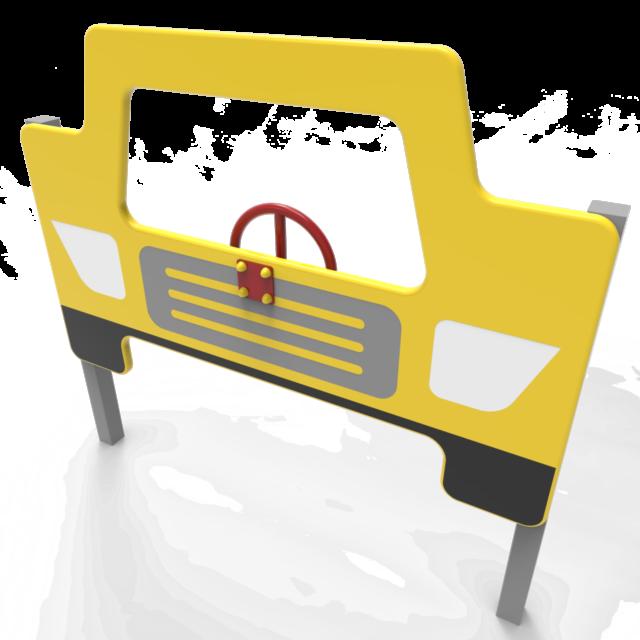 Игровая панель-005(автомобиль)