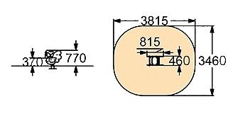 Качалка на пружине -003 (КП-003)